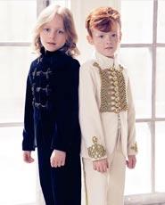 Богдан Глазунов в съёмках новой коллекции Bibiona Couture Royal Squad FW 16/17