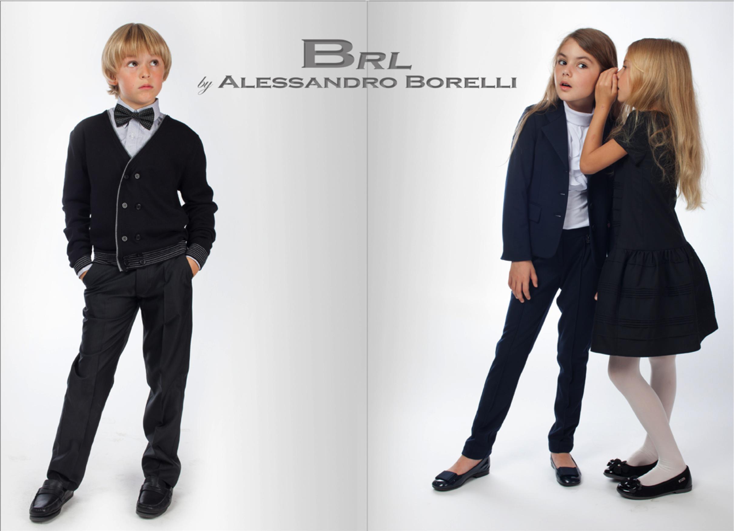 Детская Одежда Alessandro Borelli
