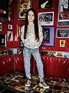 София Овсепян в съёмке для Roberto Cavalli Junior, Милан