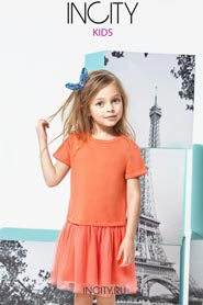 Модели PK Management @  Incity Kids SS 2016