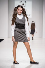 President Kids — Показ РПО «Смена» 2013/14 @ Moscow Fashion Week 2013